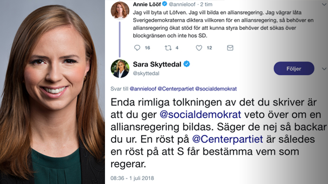 Nya attacker mot annie loof