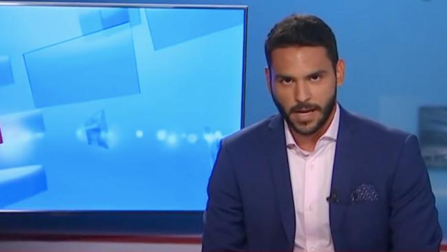 """SVT svarar om nyhetsankaret med kraftig brytning: """"Har rätt till sitt eget språk"""""""