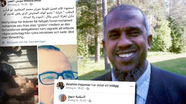 Här delar MP:s toppnamn salafistpropaganda - Är kontaktperson åt ensamkommande