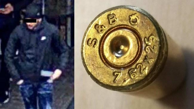 Man pistolhotade kvinna med barn – kan inte utvisas