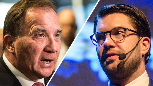 SD ökar i SVT/Novus – S fortsatt största parti