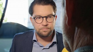 Nobelfesten nobbar Åkesson – igen