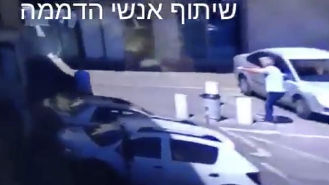 """Palestinsk terrorist knivmördade israelisk man utanför galleria – nu svarar bosättarna: """"Välj terrorism och ni får betala det fulla priset"""""""