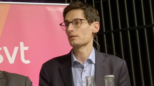 """Wolodarski om signalspaningen: """"Har kontinuerliga diskussioner med källor"""""""