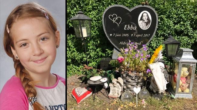 """Ebbas pappa : Politiker och """"en huvudlös migrationspolitik"""" bär skuld för dotterns död"""