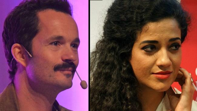 Nu anklagar Expressen poesi-kritiker för rasism