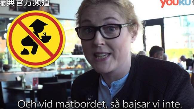 """Kina protesterar mot ras-humor på SVT - Hubinette: """"Äntligen händer det"""""""