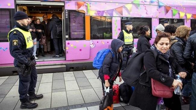 8 000 ytterligare migranter väntas till Sverige när nya regler om anhöriginvandring röstas igenom