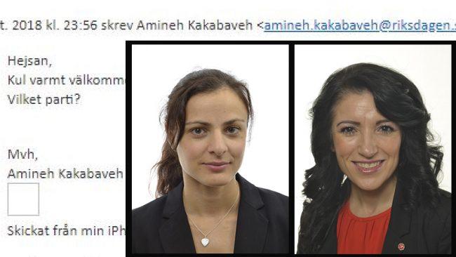 Tv4 diskriminerar sverigedemokraterna