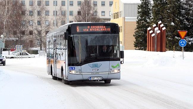 """Busschaufförer i protest mot hot och gratisåkare: """"Den som bråkar får åka"""""""