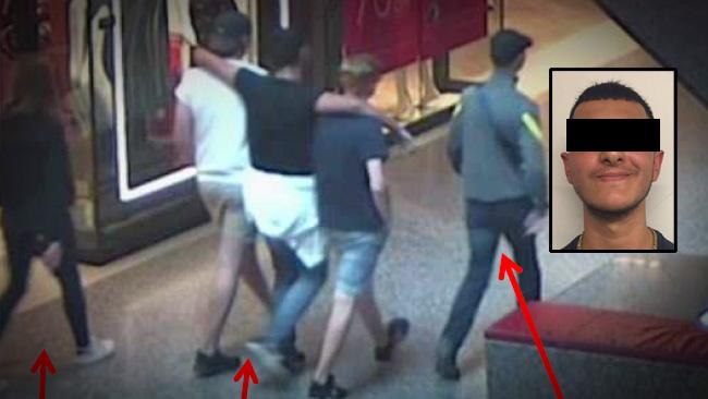 14 aring pojke misshandlad