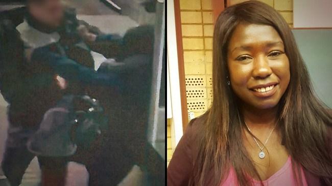 Kawesa döms för misshandel