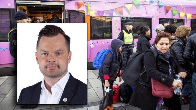 Sverigedemokraterna vill förlänga lag om id-kontroller