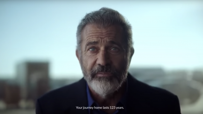 Mel Gibson i hyllningsfilm till Polens självständighet