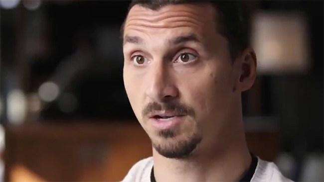 """Zlatan: """"Jag är det nya Sverige"""""""