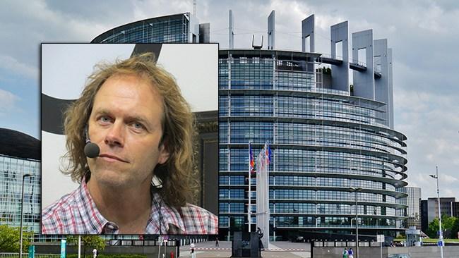 Ville avskaffa demokratin – SVT:s förre meteorolog Pär Holmgren är MP:s man i EU-valet