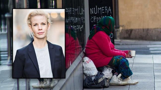 Svek väljarna – nu lovar König Jerlmyr (M) fortsatt tiggeri i Stockholm