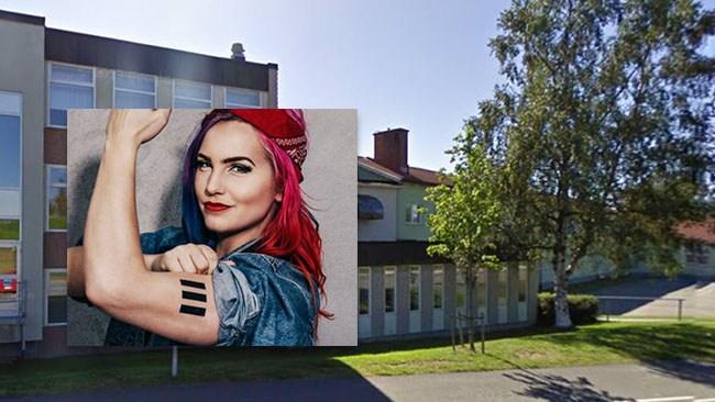 """Rektor på utpekad skola sågar Linnéa Claeson: """"Hon förstärker situationen"""""""
