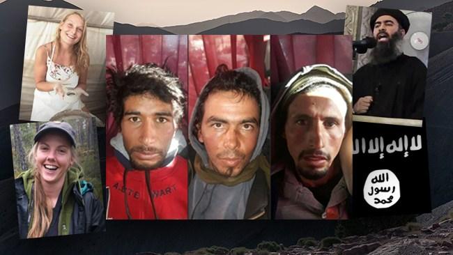 Dödsstraff för dubbelmordet i Marocko
