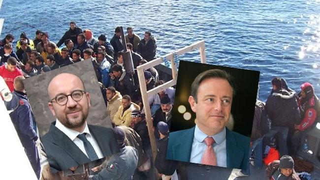 Nationalister lämnar Belgiens regering i protest mot FN:s migrationspakt