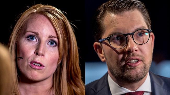 Kvinnorna väljer Löfven och Lööf – konservativ majoritet om männen får bestämma