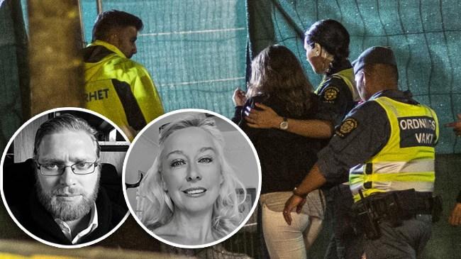 """Gruppvåldtäkter, dödskjutningar och personrån – det nya """"spännande"""" Sverige"""