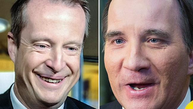 Skandalministern tillbaka i Löfvens regering