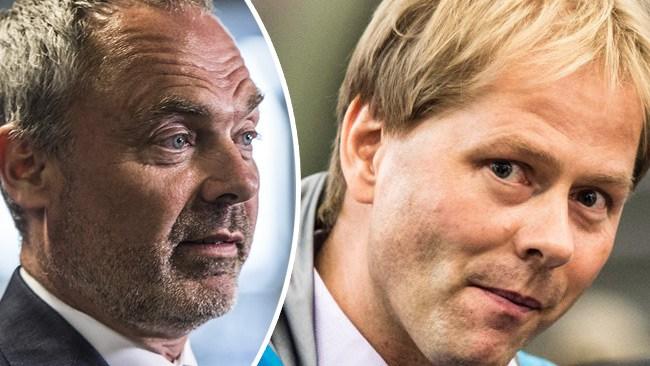 """Varningen till Björklund: """"Risken är att M, KD och SD tar fram de värsta sidorna hos varandra"""""""