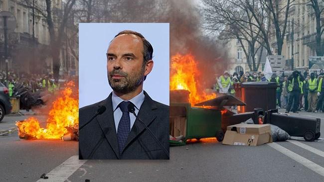 """Franska regeringen planerar nya lagar mot """"bråkmakare"""""""
