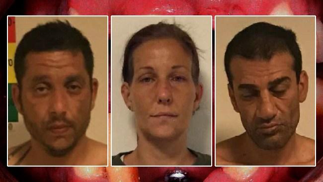 """Knackade ut offrets tänder med hammare och mejsel – på grund av """"drama"""""""