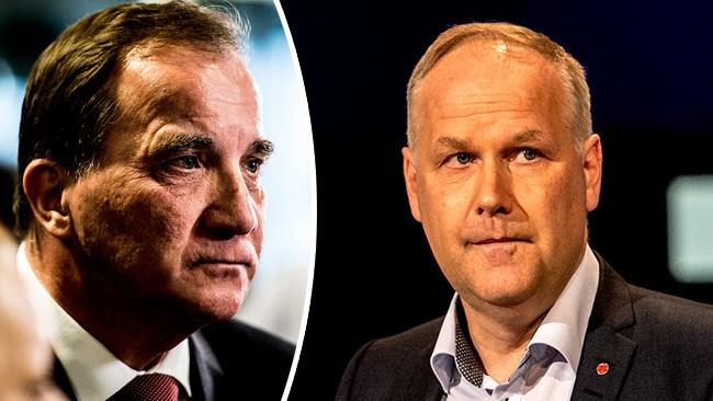 Sjöstedt pressar Löfven om pengar till kommunerna – hotar gå ihop med KD och M