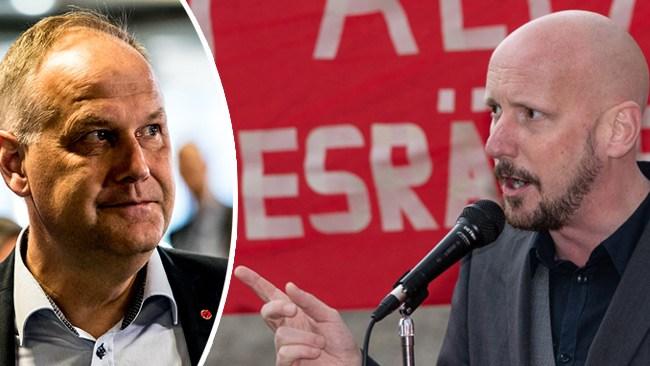 """K varnar V för att släppa fram S: """"Då har vi bara borgerliga partier i riksdagen"""""""