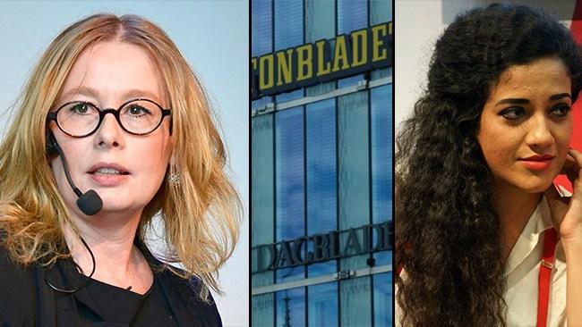 """Linderborg: """"Helvete att vara socialist"""""""