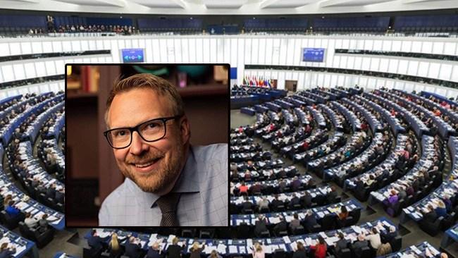 """Vill stoppa EU:s länkskatt: """"Vore en märklig syn som moderat att vara för det här"""""""