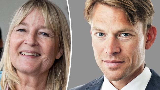 "Ulvskog: ""När kommer PM Nilsson ut ur garderoben som SD:are"""