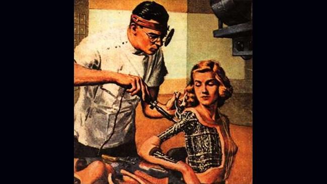 Kvinnojourernas krav: Förbjud sexrobotar