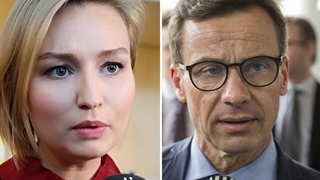 Kristerssons mardröm: M-väljare ger Busch Thor rätt