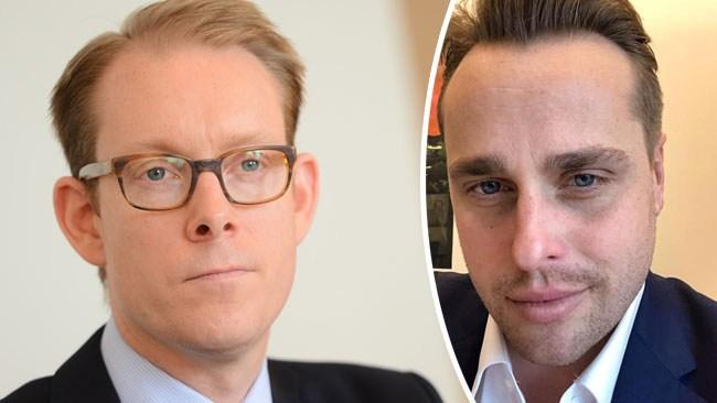 Billström står bakom kritiken mot Staffanstorp – tiger om tv-skatten