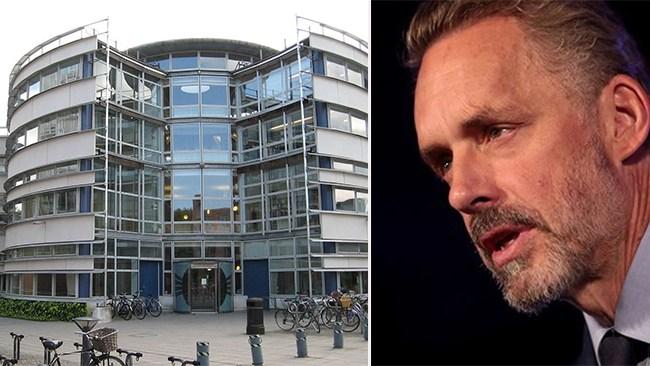 """Cambridge tar tillbaka inbjudan till Peterson: """"Är en inkluderande miljö"""""""