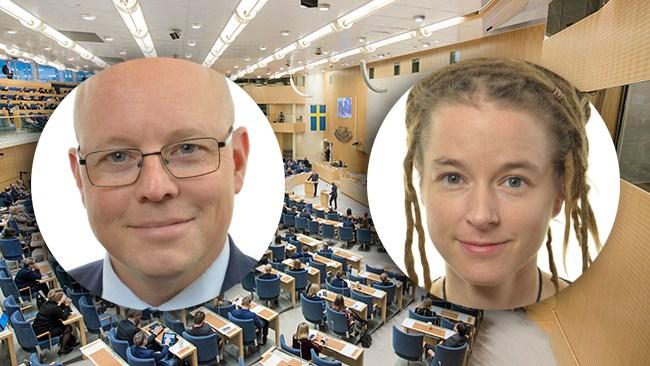 """Söder ställer minister till svars för """"vansinniga"""" konstprojekt"""