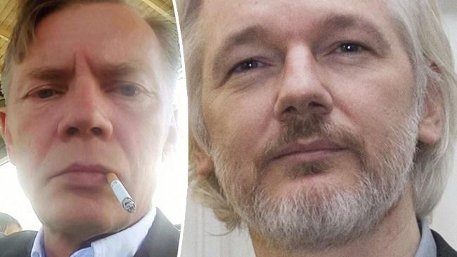 Van der Heeg: Nästa kapitel i fallet Assange
