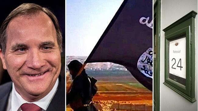 Syrier invandrade till Sverige 2015 – nu dömd för terrorplaner i Danmark