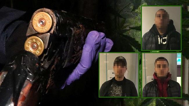 Rykte om cannabisodling var falskt – rånet gick åt skogen på alla sätt