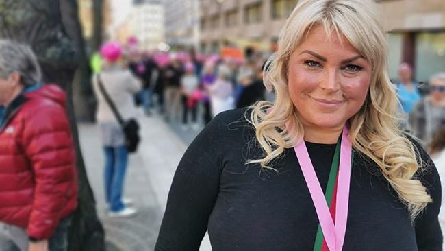 """Jeanette Höglund om inbjudan till Löfven: """"Har inte hört ett ljud"""""""