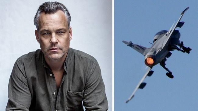Försvarsmakten JO-anmäld – lät Schyffert flyga Jas-plan