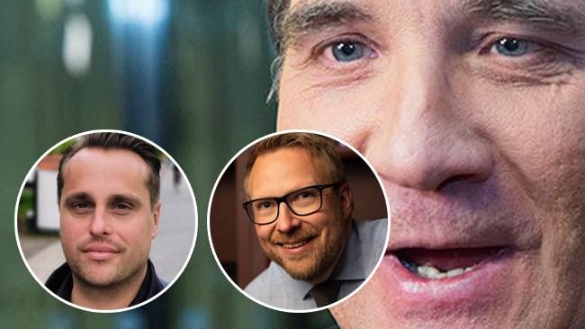 Sonesson och Sundström (M): Dags för regeringen att sluta smita från ansvar