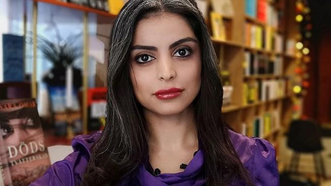 Sara Omar: Jag täcker inte mitt hår i en moské