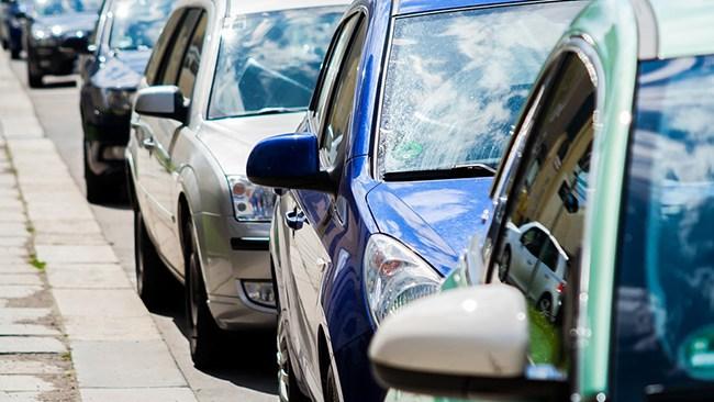 Misstaget – finska bilar har fått KUK på registreringsskylten