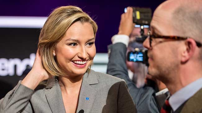 """""""Hon från Liberalerna"""" – KD ger svar på tal efter anklagelser om att förminska Karin Karlsbro"""