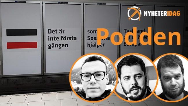 Nyheter Idag-Podden: PR-gurun bakom SD:s kampanjer talar ut om sossar, medier och andra fiender